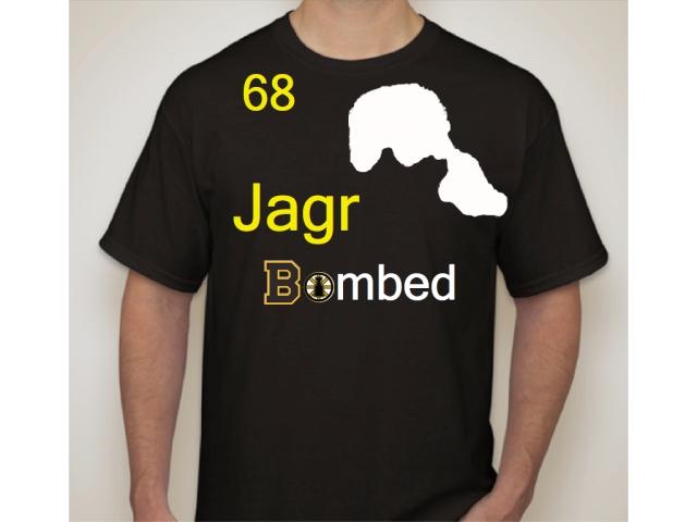 Jagr Shirt #1.001